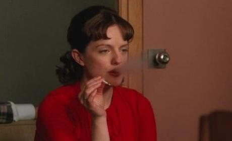 Peggy Smokes Weed