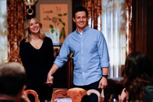 The Newly Engaged Couple - Blue Bloods Season 8 Episode 22