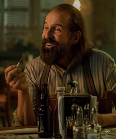 Czernobog Likes His Smokes - American Gods Season 2 Episode 1