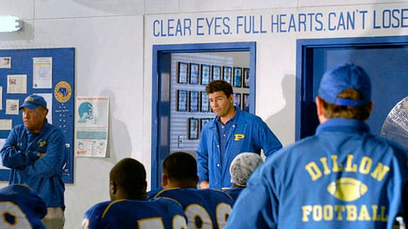 Clear Eyes, Full Hearts, Can't Lose - Friday Night Lights
