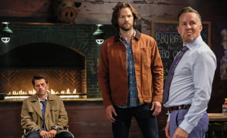 Sam Takes The Lead - Supernatural