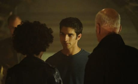 Protecting Werewolves - Teen Wolf