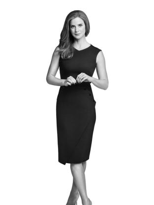 Sarah Rafferty as Donna Paulsen - Suits