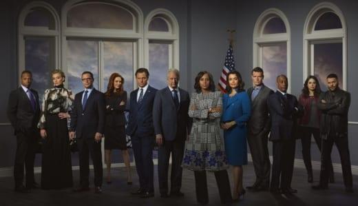 Scandal Season 6 Cast