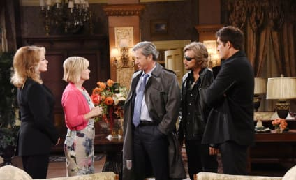 Days of Our Lives Review:  A War Begins