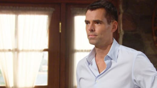 Billy Makes a Deal - The Young and the Restless