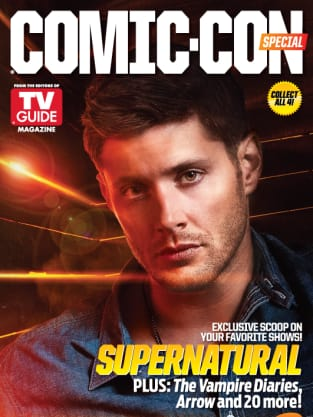 Supernatural TV Guide Cover