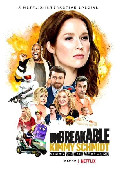Unbreakable Kimmy Schmidt Finale Poster