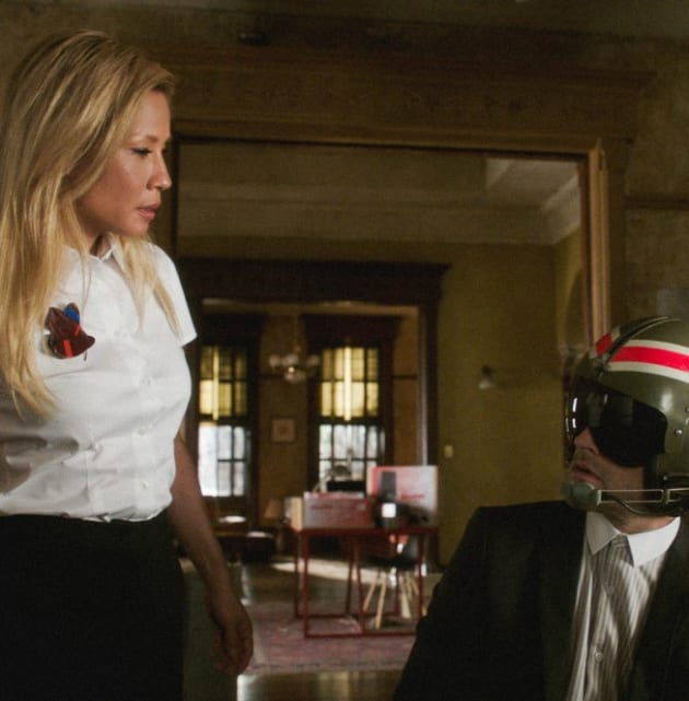 Future Crimes -- Tall - Elementary Season 7 Episode 6