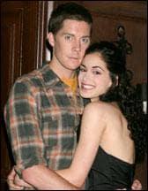 Justine Cotsonas and Chris Heuisler