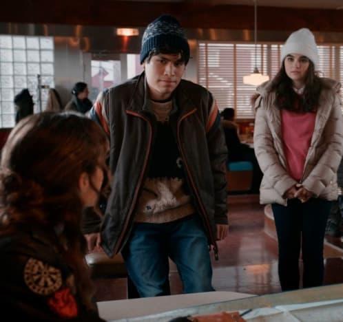 Tapping Teen Power -- Tall - The Republic of Sarah Season 1 Episode 3