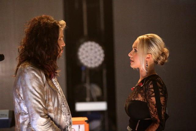 Juliette & Steven Tyler - Nashville Season 4 Episode 1