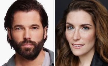Schitt's Creek Stars Tim Rozon and Sarah Levy Reunite for Syfy's The Surrealtor