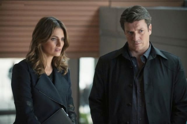 """""""He got you to marry him, didn't he?"""" Castle"""
