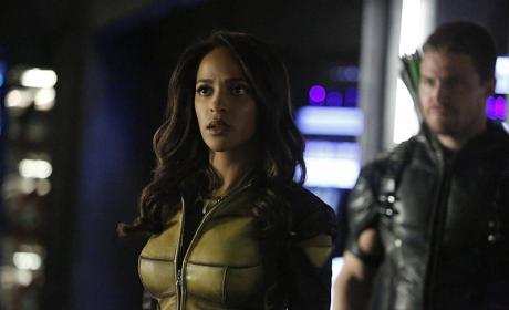 In the Lair - Arrow Season 4 Episode 15