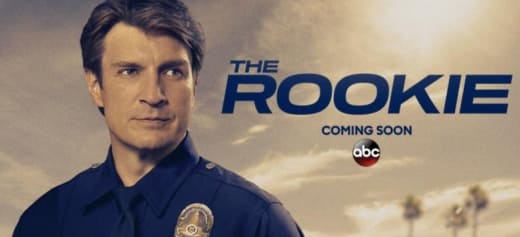 The Rookie Key Art