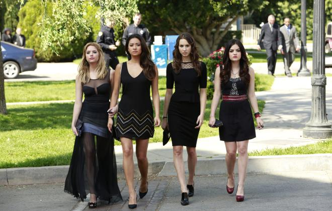 17 Times the Pretty Little Liars Were Their Own Women