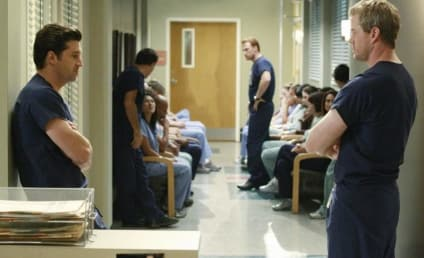 Grey's Anatomy Caption Contest CXC