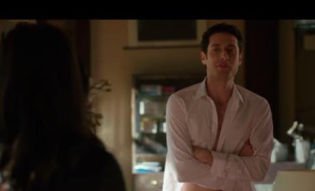 Royal Pains Exclusive: Is Divya About to See Too Much Evan?