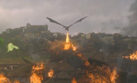 Lighting Up the Sky - Game of Thrones Season 8 Episode 5