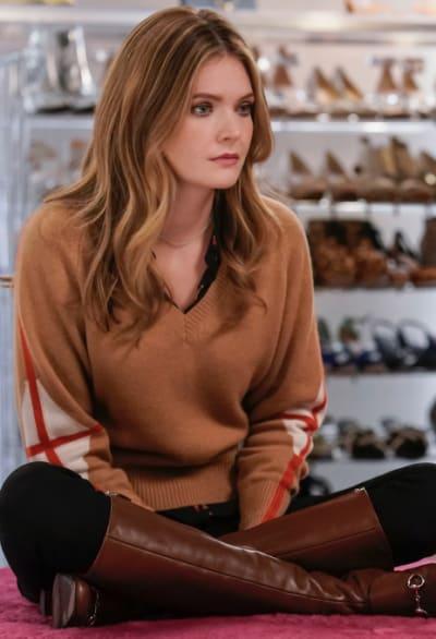 Sutton overwhelmed - The Bold Type Season 5 Episode 4