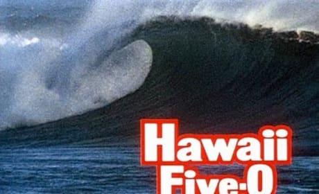 Classic Hawaii Five-0 Logo