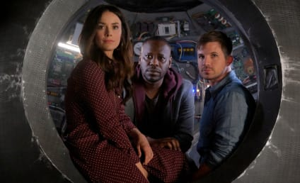 Timeless Season 3 Episode 1 Review: The Miracle of Christmas