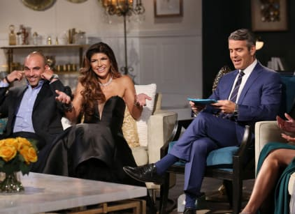 Watch The Real Housewives of New Jersey Season 7 Episode 18 Online
