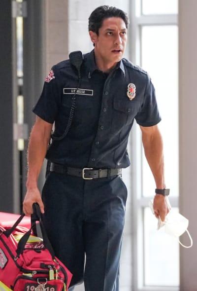 Theo S19 - Station 19 Season 4 Episode 8
