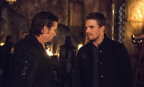 Angry Chatter - Arrow Season 3 Episode 20