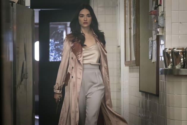Sofia Goes Down - Gotham Season 4 Episode 15