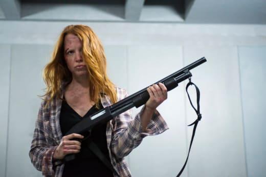 Lauren Ambrose as Debbie - DIG Season 1 Episode 8