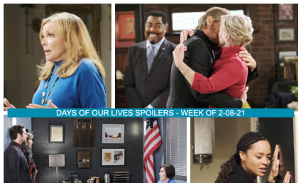 Days of Our Lives Spoilers Week of 2-08-21: A Valentine's Day Surprise!