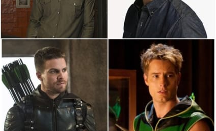 Survival of the Fittest: Which TV Green Arrow Could Best Survive The Life of his Doppelganger?