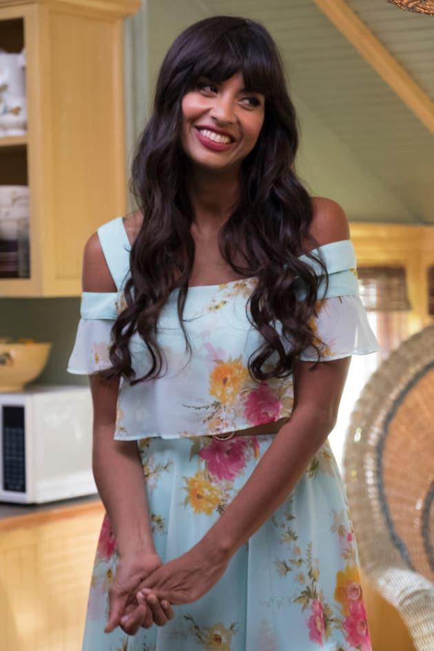 Tahani - The Good Place Season 2 Episode 1