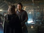 Kalf Meets with Erlendur - Vikings
