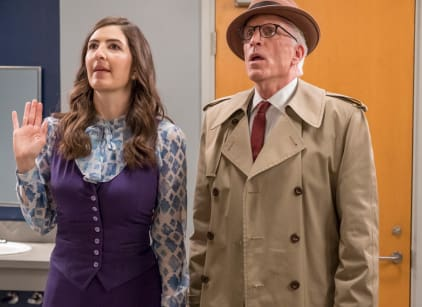 Watch The Good Place Season 3 Episode 3 Online