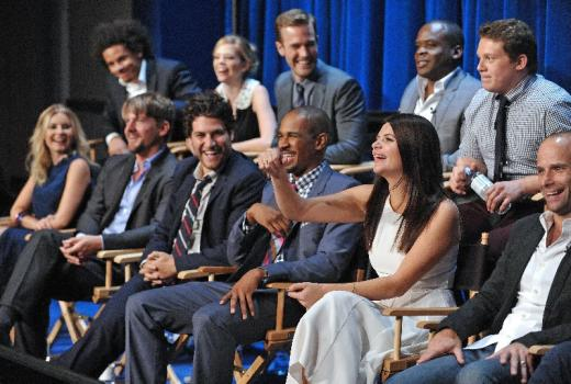 Happy Endings Cast Photo
