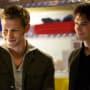Klaus and Damon