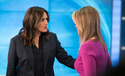 Law & Order: SVU Season 18 Episode 16 Review: The Newsroom