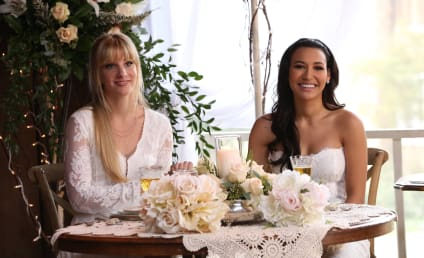 Heather Morris Pays Tribute to Glee Co-Star Naya Rivera: 'I Know You're Still With Me'