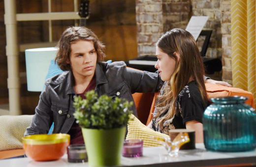 Jade Reminds Joey - Days of Our Lives