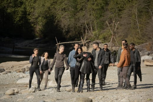 The Ending of the Show - The 100 Season 7 Episode 16