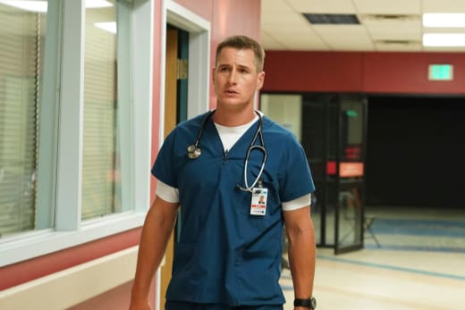 Drew - The Night Shift Season 4 Episode 9