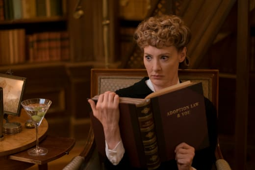 Justice Strauss Wants Kids - Lemony Snicket's A Series of Unfortunate Events