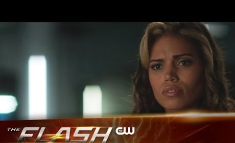 The Flash Season 2 Episode 8 Clip: The Lovers