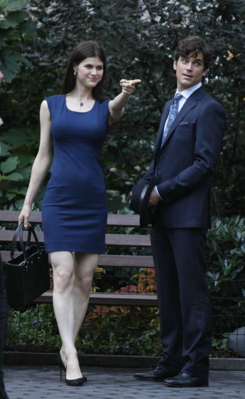 Kate & Neal - White Collar