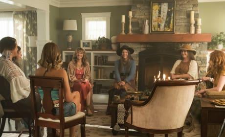 Sharing Circle - Riverdale Season 3 Episode 3