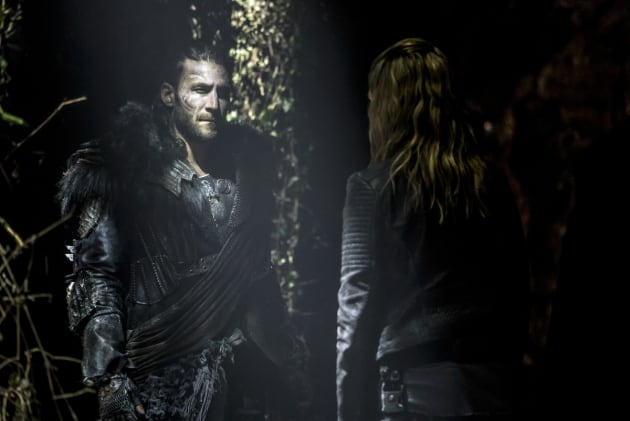 Face Off – The 100 Season 4 Episode 5