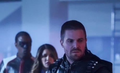 Reunited (Tall) - Arrow Season 7 Episode 12